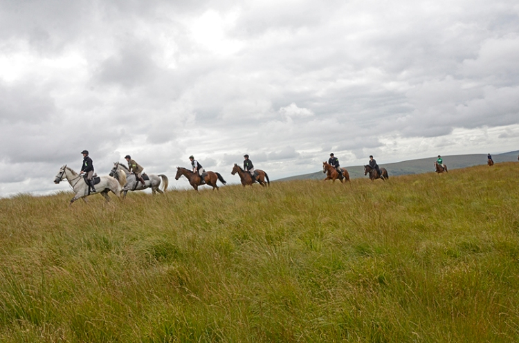 Macmillan riders
