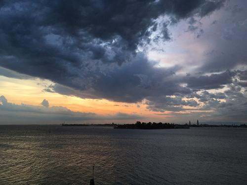 Venice storm