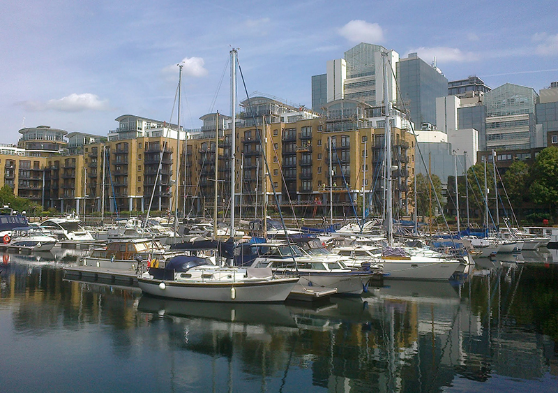 St Katherine's Dock 14.08.17 012
