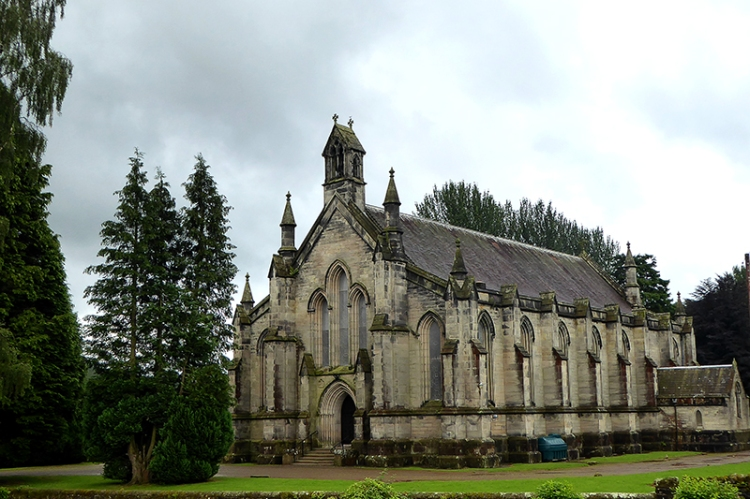 Langholm Parish Church