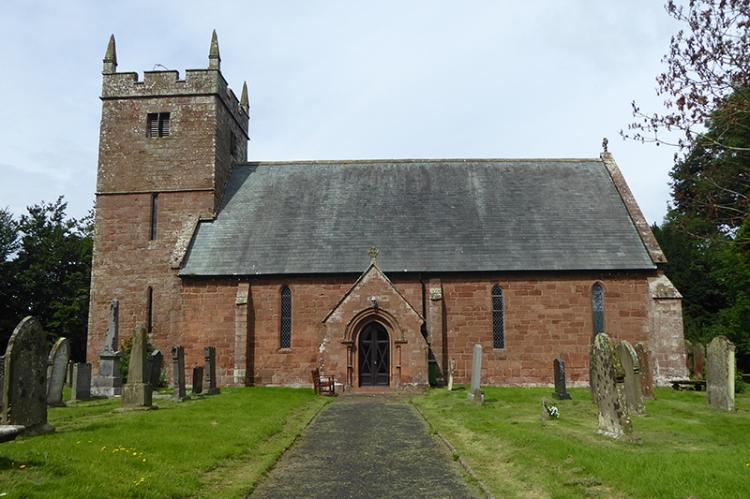 Scaleby Church