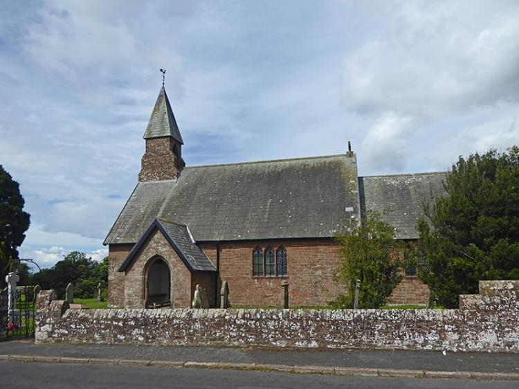 Blackdyke church