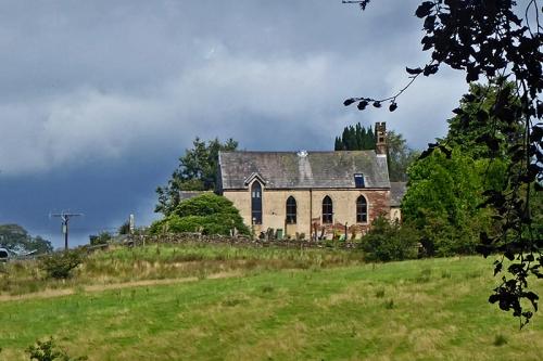 Half Morton church