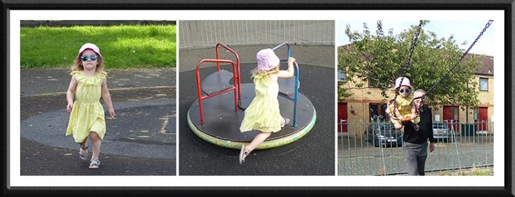 Matilda in the park