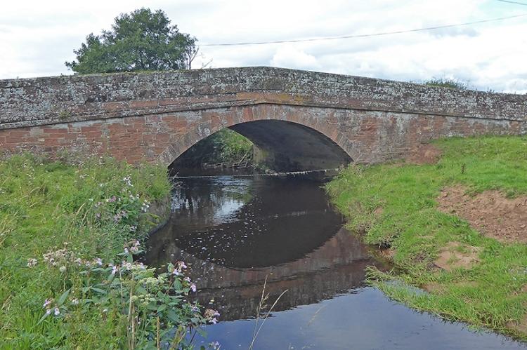 Kirklinton bridge