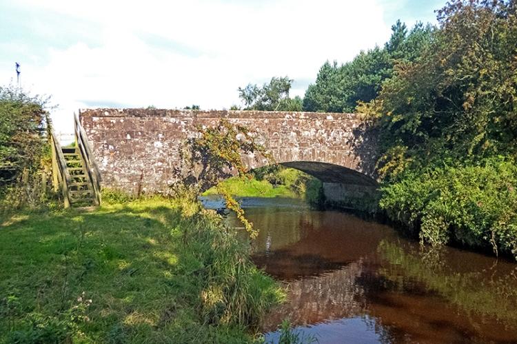 Black sark Bridge