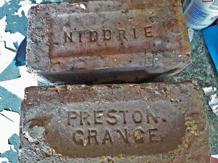 Tony's bricks