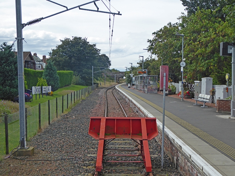 North Berwick station