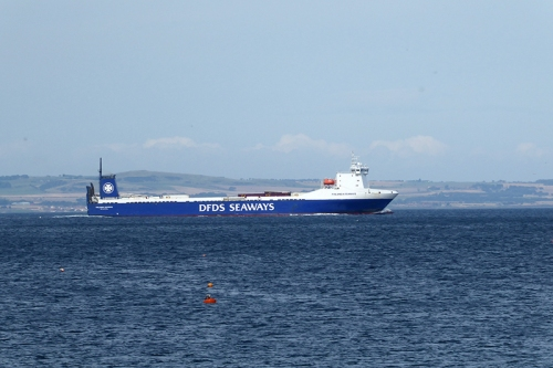 DFDS Vessel