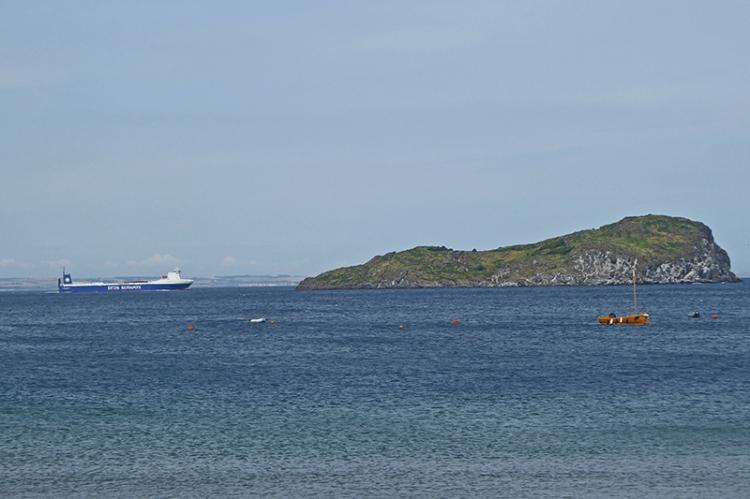 Craigleith island
