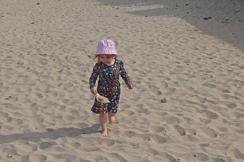 Matilda at North Berwick