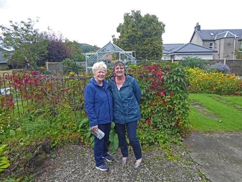 Isobel and Joyce