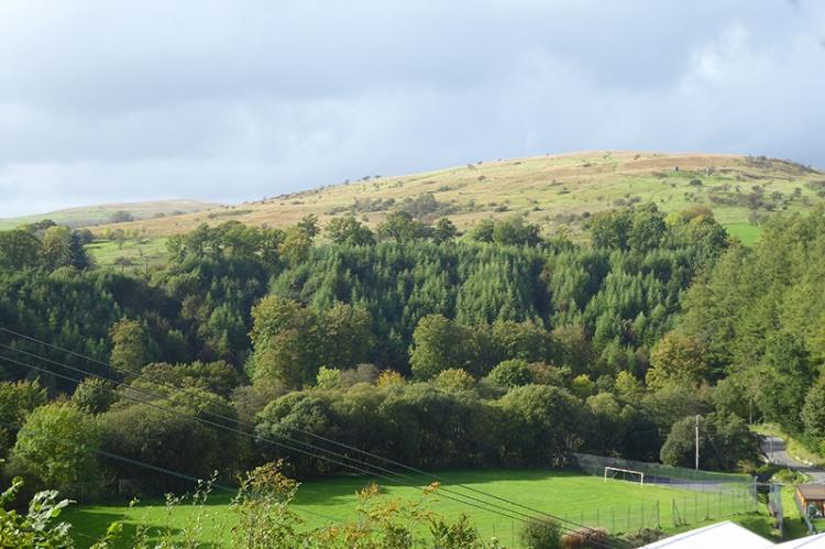 Meiklholm Hill