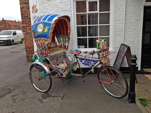 Malton tricycle