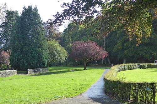 Park in October