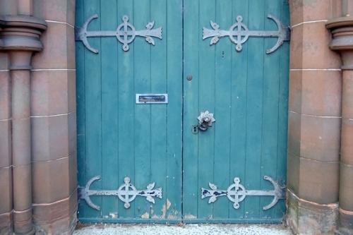 Lockerbie hinges