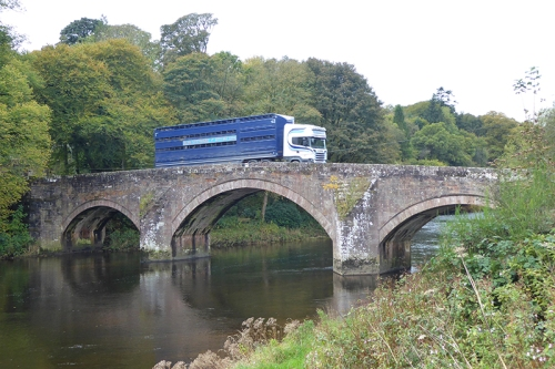 Hoddom Bridge