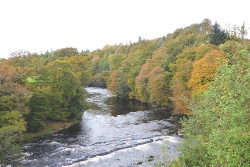 Byreburnfoot River Esk