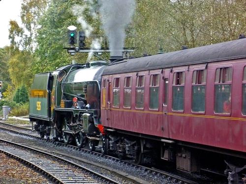 Pickering railway