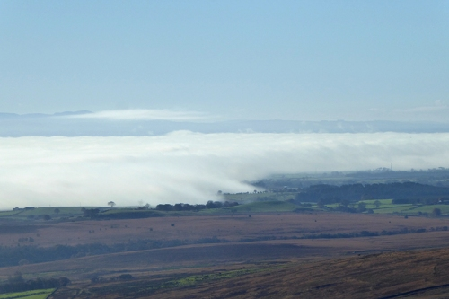 Mist over Canonbie