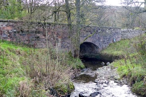 Becks burn bridge
