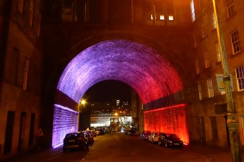 Waverley archway