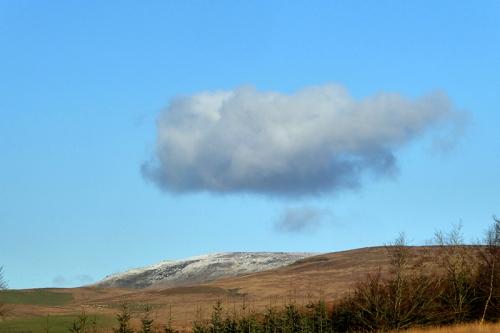 cloud over Arkleton