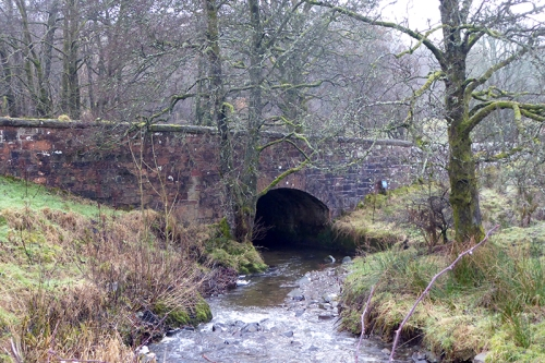 Becks burn bridge