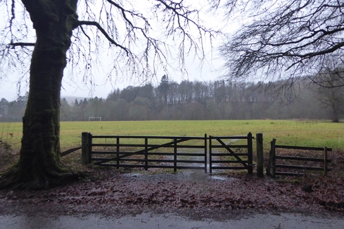 gate Lodge walks