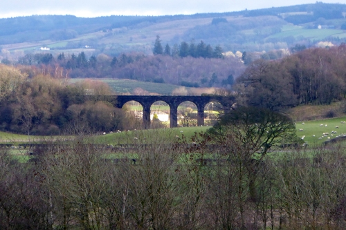 Liddle viaduct