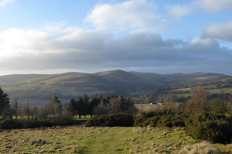 View of langholm