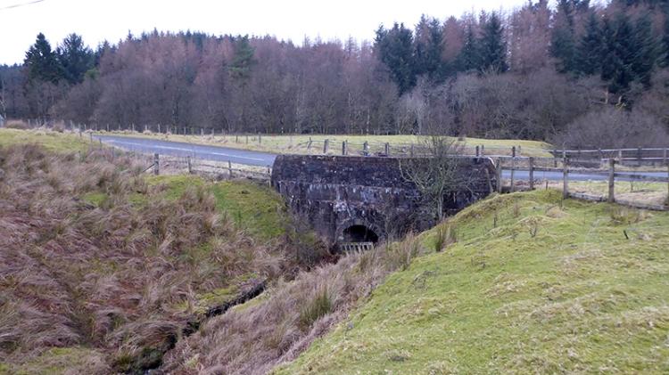 Earnshaw bridge