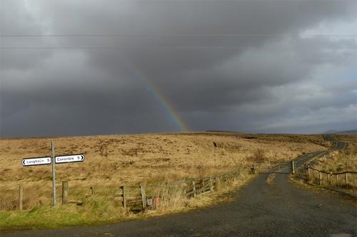 kerr rainbow