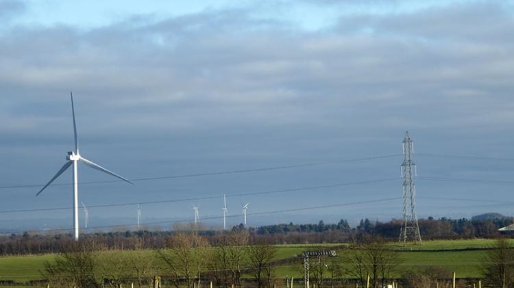 Longtown windmills
