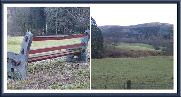 bench at Breckonwrae
