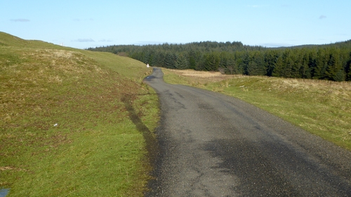Bailliehill road