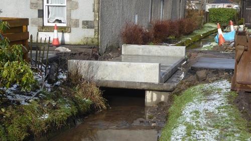 dam bridge repair