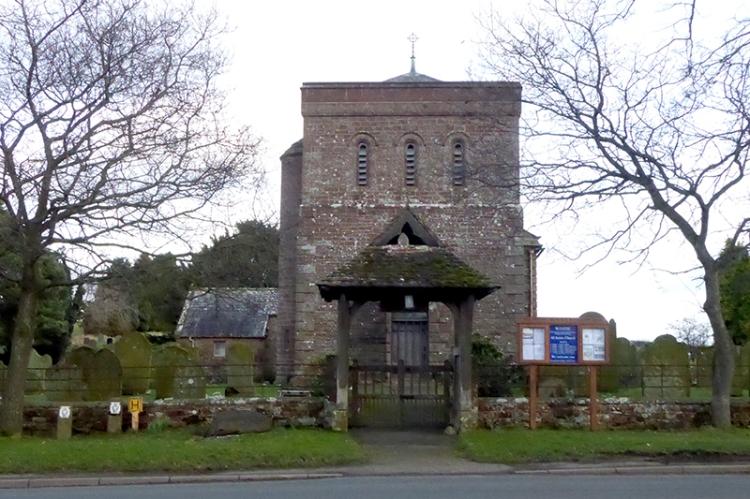 raughton head church