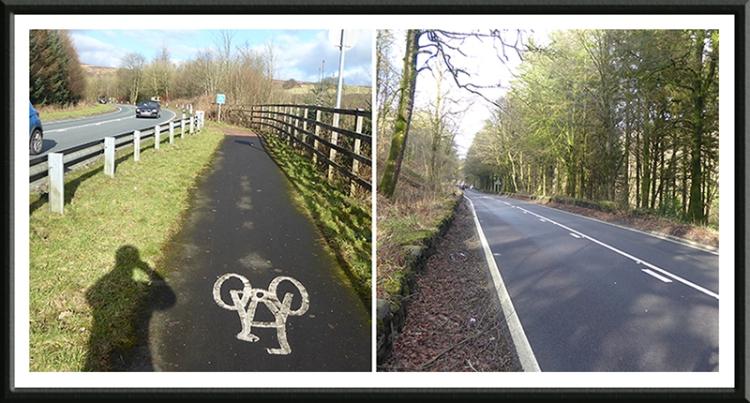 A7 bike track
