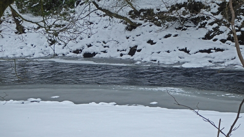 esk with ice