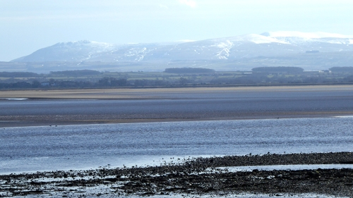 Solway and Lake District Hills