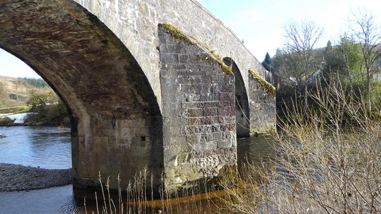 Benty bridge