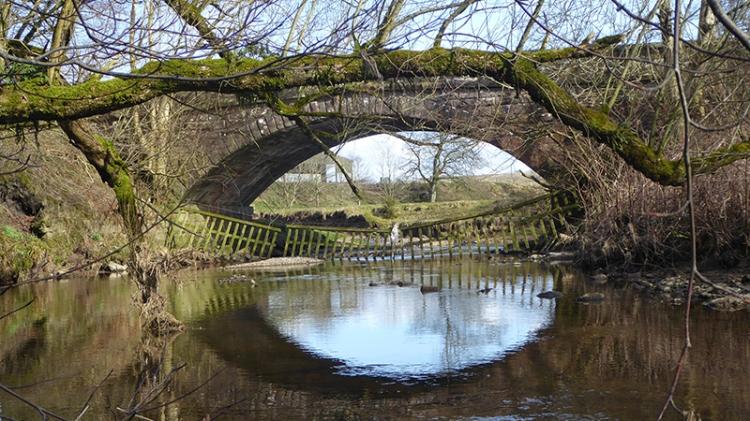 kirtle water bridge