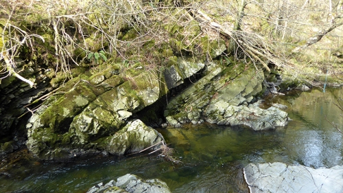 Wauchope bent rocks