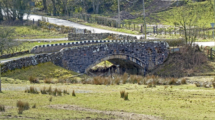 Falford bridge