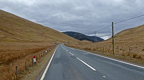 Mosspaul road