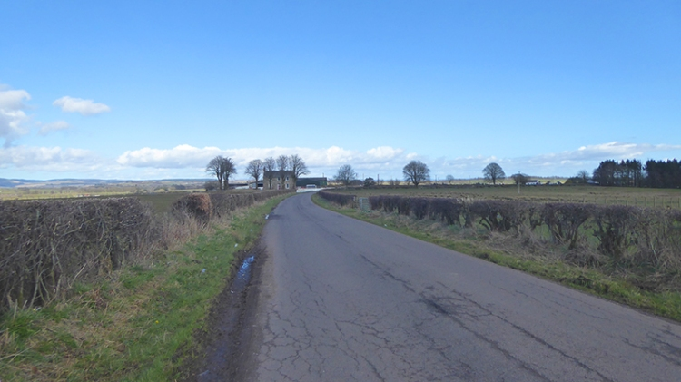 road near eaglesfield