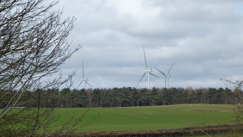 Longtown windmills