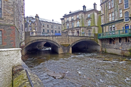 hawick bridge
