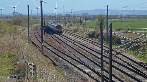 railway at Gretna